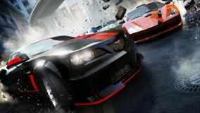 Ridge Racer Unbounded 2012 Front HeadLights On